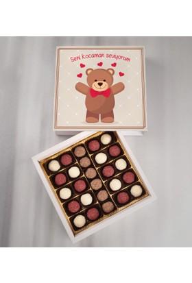 Tatlistan Aşk Çikolatası