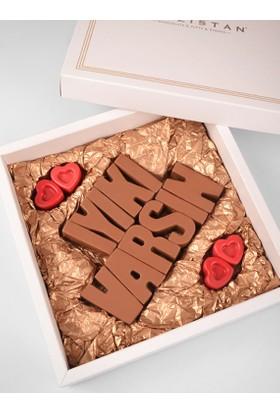 Tatlistan İyi ki Varsın Aşk Çikolatası