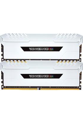 Corsair 16GB(2x8GB) DDR4 3000MHz CL16 Vengeance RGB Ram
