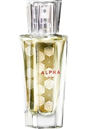 Avon Alpha For Her Parfüm 30 ml