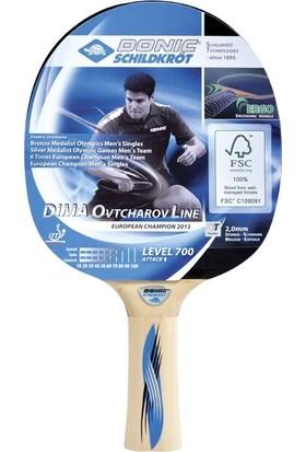 Donic Schildkröt Dima Ovtcharov Line 700 ITTF Onaylı Masa Tenisi Raketi