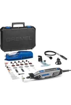 Dremel 4300 El Motoru 45 Aksesuarlı + 3 Bağlantı Parçası