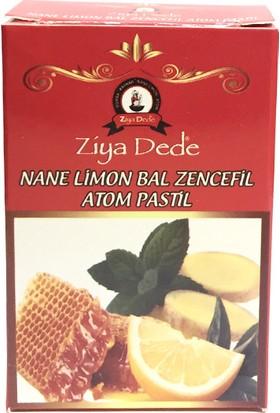 Ziya Dede Nane Limon Bal Zencefil Drops 50 Gr