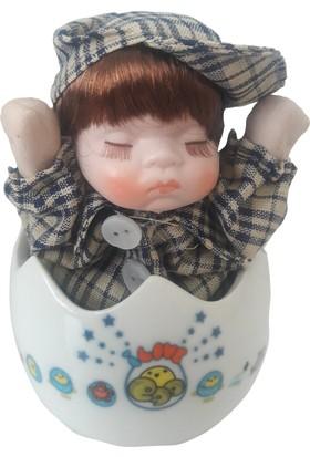 Mia Yumurta İçinde Uyuyan Bebek - Müzik Kutusu
