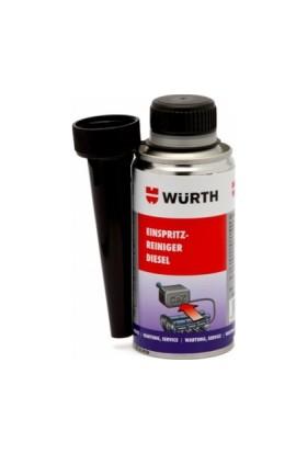 Würth Cr - Dizel Yakıt Sistemi Ve Enjektör Temizleyici 150 ml