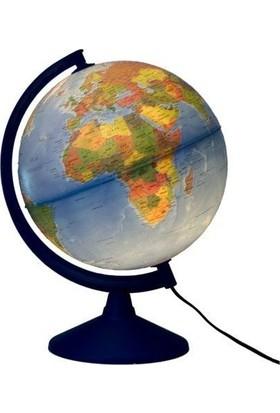 Artı Siyasi - Fiziki Işıklı Yazılabilir Küre 30 Cm