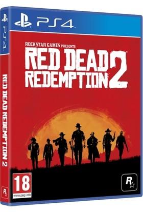 Red Dead Redemption 2 PS4 Oyun(Ön Sipariş)
