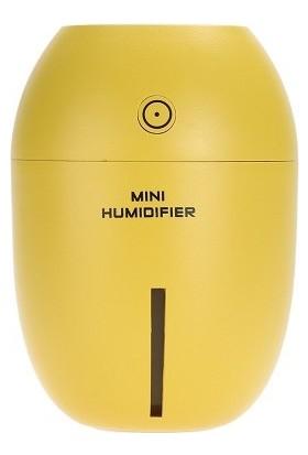 Gringo Limon 180 ml Hava Nemlendirici Buhar Makinası - Sarı