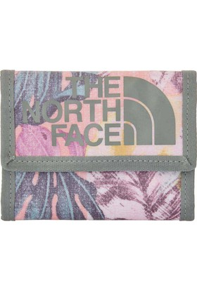 The North Face Base Camp Wallet Cüzdan (Green Print) CE69ADM