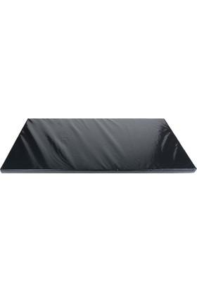 Whiteface Jimnastik Minderi 100 x 200 x 5 Cm Siyah