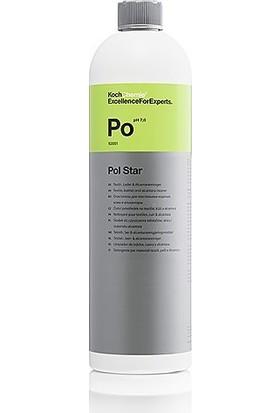 Koch Chemie PO Deri Alcantara Döşeme Temizleyici Pol Star 1 lt.