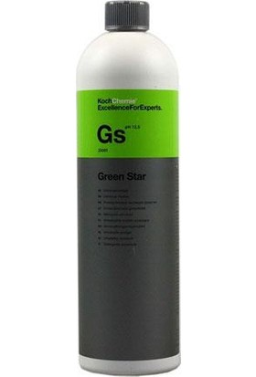 Koch Chemie GS Green Star Genel Amaçlı Temizleyici 1 lt