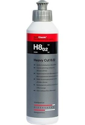 Koch Chemie H8.02 Çizik Çıkarıcı Pasta - (Heavy Cut) 250 ml