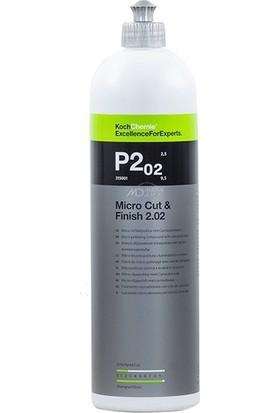 Koch Chemie P2.02 Tek Adım Pasta - Hare Giderici - Carnauba 1 lt.