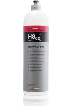 Koch Chemie H8.02 Çizik Çıkarıcı Pasta - (Heavy Cut) 1 lt.