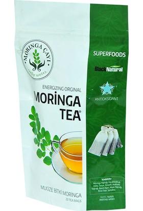 Blacknatural Moringa Çayı 20 Süzen Poşet