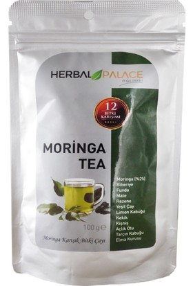Herbal Palace Moringa Çay 100 Gr