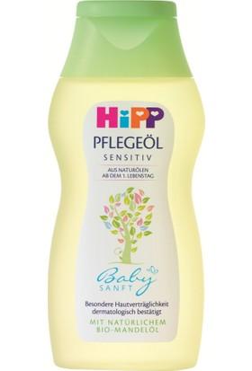 HiPP Babysanft Bebek Bakım Yağı 200 gr.
