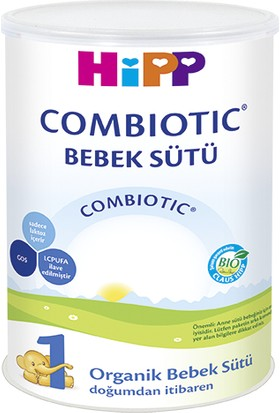 HiPP 1 Organik Combiotic Bebek Sütü 350 gr.