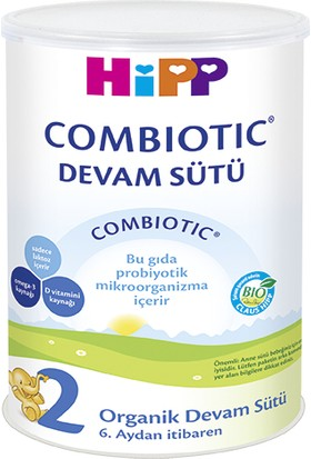 HiPP 2 Organik Combiotic Devam Süt 350 gr.