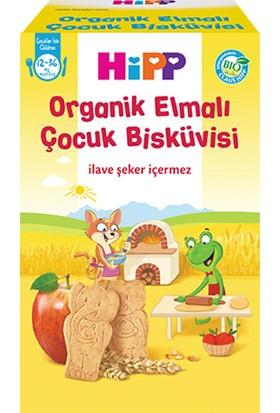 HiPP Organik Elmali Çocuk Bisküvisi 150 gr.