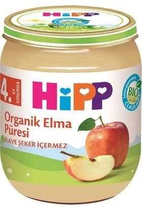 HiPP Organik Elma Püresi 125 gr.