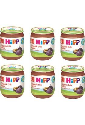 HiPP Organik Erik Püresi 125 gr. 6 Adet