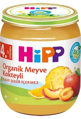 HiPP Organik Meyve Kokteyli 125 gr.