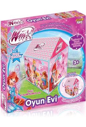 Furkan Toys Winx Oyun Evi