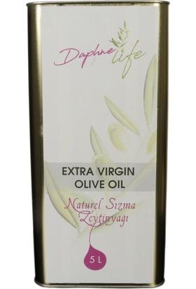 Daphnelife Erken Hasat Naturel Sızma Zeytinyağı 5 L