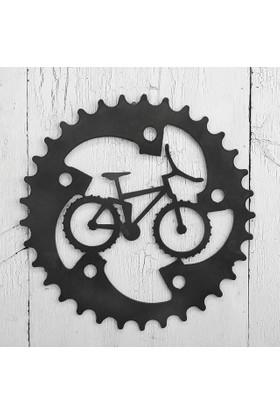 Dlrstyle Ahşap Lazer Kesim Bisiklet