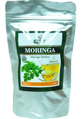 The Herbal Moringa Çayı 20 Süzen Pşt