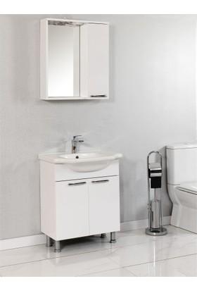Banyo Dolabı Mercan 65 Cm