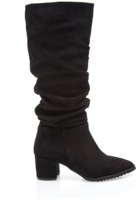 Y-London Kadın Streç Çizme 569-8-1059071