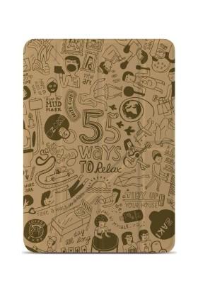 Ozaki O!coat Relax iPad Air Kılıf ve Standı (Haki)