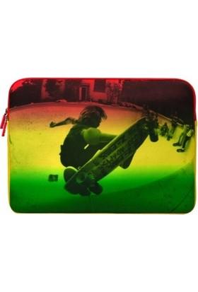 Incase Craig Stecyk Rasta 15-inç MacBook Pro Kılıfı (Karışık)