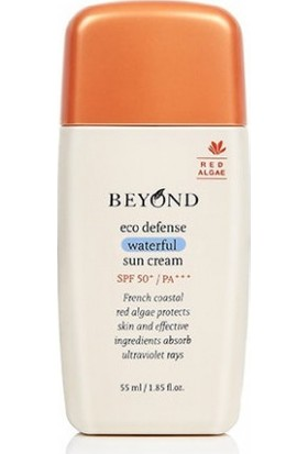 Beyond Eco Defense Waterful Sun Cream SPF50+ PA+++ 55 ml.