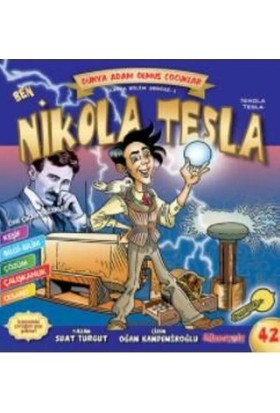 Adam Olmuş Çocuklar Serisi-42 Ben Nikola Tesla