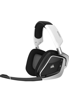 Corsair Gaming Void Pro RGB Wireless - White Kulaklık CA-9011153-EU