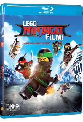 Lego Ninjago Blu Ray Disc