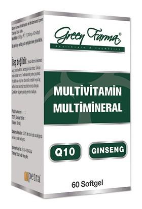 Green Farma Multivitamin 60 Softgel