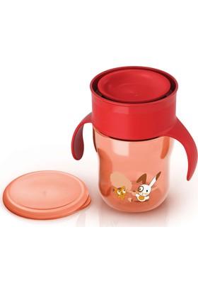 Philips Avent SCF782/00 Truman Desenli Alıştırma Bardağı Kırmızı - 260 ml
