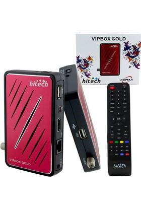 Hi-Tech Korax Hıtech Vıpbox Gold Uydu Alıcısı