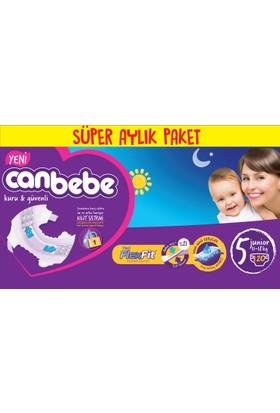 Canbebe Bebek Bezi Online Özel Paket 5 Beden 120 Adet