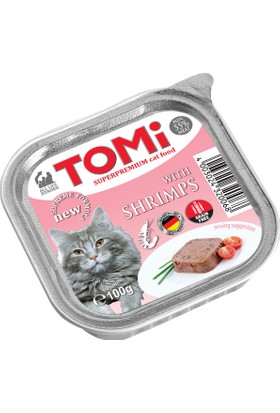 Tomi Alu Karidesli Shrimps 100 Gr