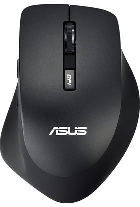 Asus WT425 Kablosuz Optik Sessiz Tıklama Özellikli Siyah Mouse