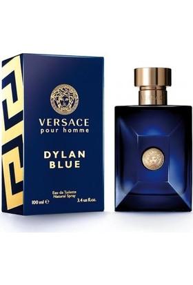 Versace Dylan Blue Edt 100 Ml Erkek Parfüm