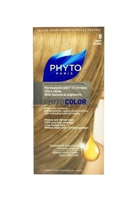 Phyto Bitkisel Saç Boyası - Phytocolor 8 Açık Sarı