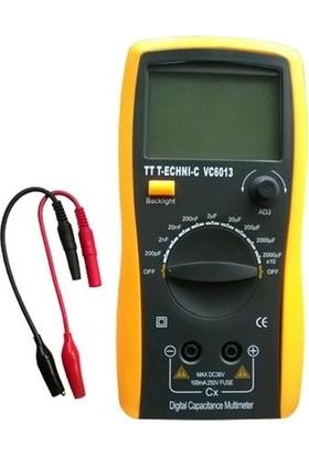 Tt-Technic Vc6013 Kapasitemetre