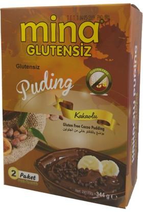 Mina Glutensiz Kakaolu Puding 344 gr